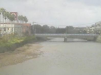 天神橋(甲女川)周辺ライブカメラと雨雲レーダー/鹿児島県西之表市