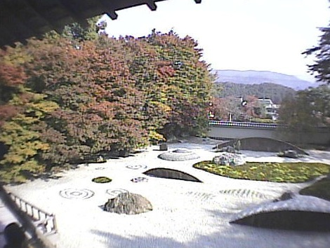 京都府京都市 実相院(じっそういん)ライブカメラと雨雲レーダー
