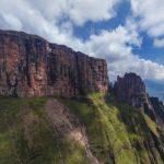 ドラケンスバーグ山脈が一望できる360度パノラマカメラ