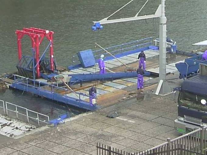 千歳水族館ライブカメラ(2ヶ所)と雨雲レーダー/北海道千歳市