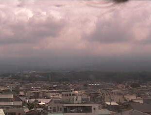 停止中:富士宮市から見える富士山ライブカメラと雨雲レーダー/静岡県富士宮市