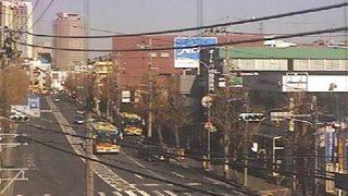 鎌倉街道・港南中央付近ライブカメラと雨雲レーダー/神奈川県横浜市