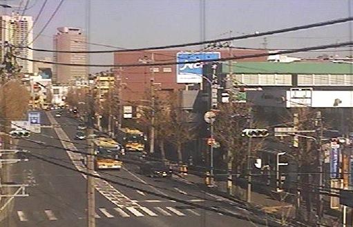 鎌倉街道・港南中央付近ライブカメラ