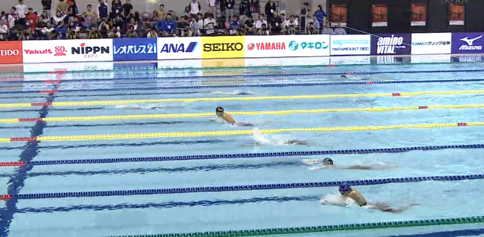 第91回日本選手権水泳競技大会ライブカメラと雨雲レーダー