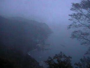佐井村仏ヶ浦展望台の周辺ライブカメラと雨雲レーダー/青森県佐井村