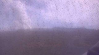 阿蘇山ライブカメラ(京都大学火山研究センター)(3ヶ所)と雨雲レーダー/熊本県