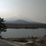 富士山と精進湖ライブカメラ