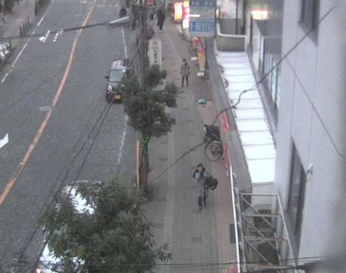 橋本駅西側ライブカメラと雨雲レーダー/神奈川県相模原市