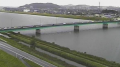 遠賀川ライブカメラ(20ヶ所)と雨雲レーダー/福岡県