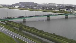 遠賀川 ライブカメラと雨雲レーダー/福岡県