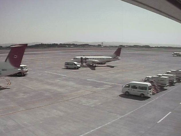 鹿児島空港ライブカメラ2