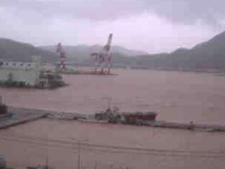 京都府舞鶴市 舞鶴湾ライブカメラと雨雲レーダー