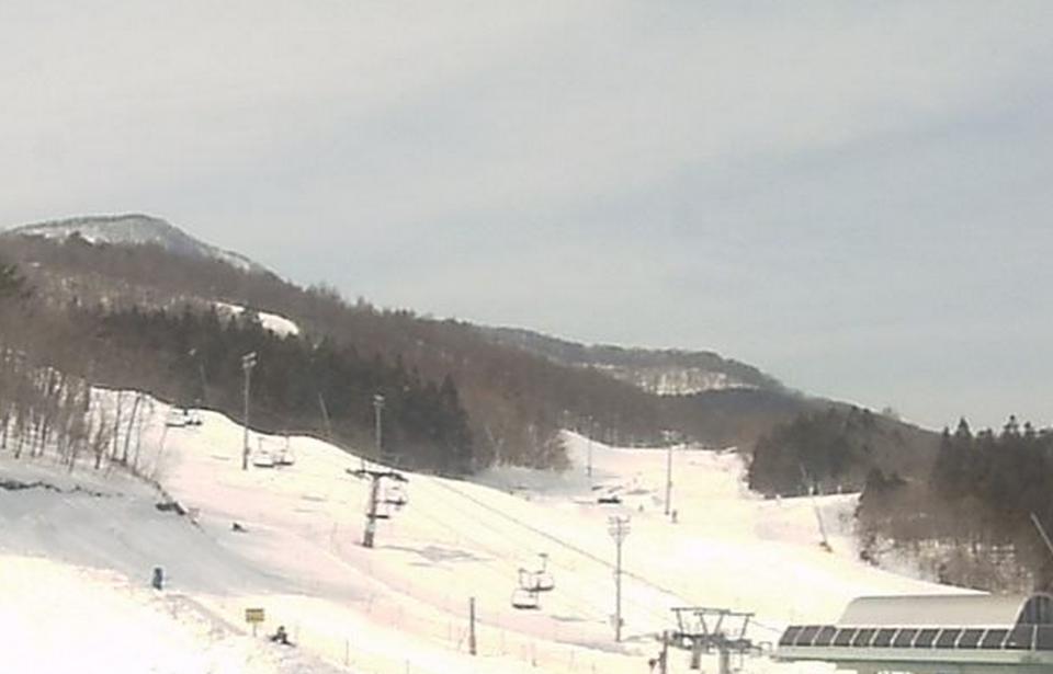 スプリングバレー泉高原スキー場ライブカメラと雨雲レーダー/宮城県仙台市
