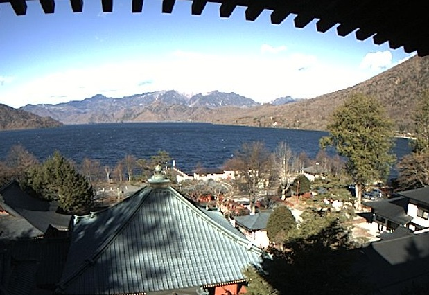 中禅寺(立木観音)ライブカメラ