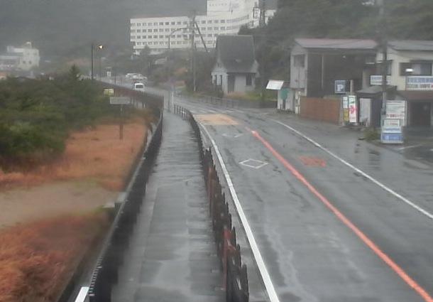 国道135号 白浜付近ライブカメラと雨雲レーダー/静岡県下田市