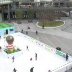ウメダ・スケートリンク「つるんつるん」ライブカメラ