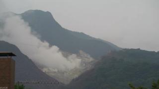 停止中:箱根山 ライブカメラ(NHK)と雨雲レーダー/神奈川県箱根町