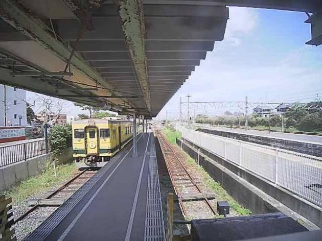矢島駅ライブカメラ(4ヶ所)