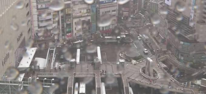 停止中:関東降雪積雪ライブカメラ(NHK)と雨雲レーダー/東京都