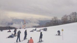 ダイナランド ライブカメラ(スキー場)と雨雲レーダー/岐阜県郡上市