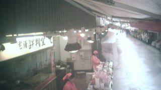 川崎大師・仲見世通りライブカメラと雨雲レーダー/神奈川県川崎市