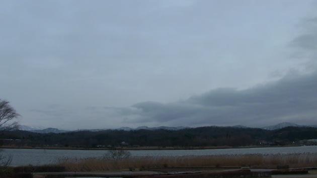 石川県小松市 木場潟ライブカメラと雨雲レーダー
