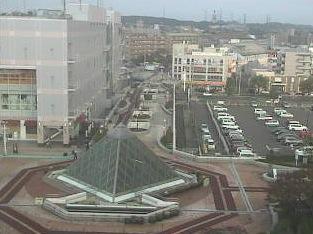 停止中:宮城県仙台市 泉中央駅前周辺ライブカメラと雨雲レーダー