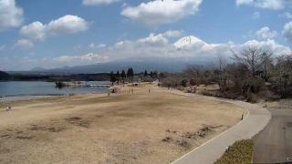田貫湖キャンプ場と富士山ライブカメラと雨雲レーダー/静岡県富士宮市