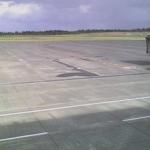 鳥取空港ライブカメラ( 鳥取砂丘コナン空港 )