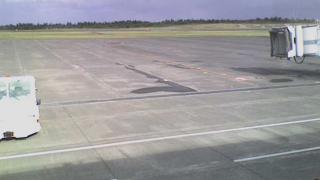 鳥取空港ライブカメラ( 鳥取砂丘コナン空港 )と雨雲レーダー/鳥取県鳥取市
