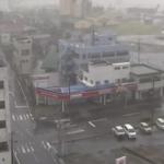 台風5号 各地の状況ライブカメラ(NHK)