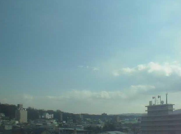 上田市からの日の出ライブカメラ