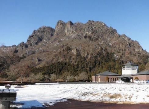 妙義山(みょうぎさん)ライブカメラと雨雲レーダー/群馬県富岡市