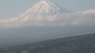 停止中:パーパス株式会社から見える富士山ライブカメラと雨雲レーダー/静岡県富士市