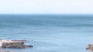 観音崎海水浴場ライブカメラと雨雲レーダー/神奈川県横須賀市