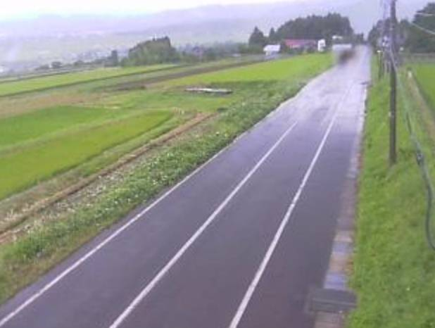 喜多方エリアの国道459・115号と各県道ライブカメラ(14ヶ所)と雨雲レーダー/福島県