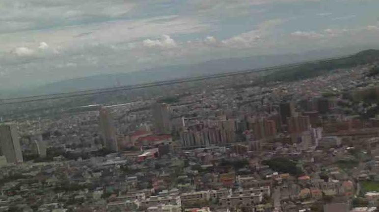 宝塚市街ライブカメラと雨雲レーダー/兵庫県宝塚市
