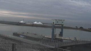 葛西海浜公園ライブカメラと雨雲レーダー/東京都江戸川区