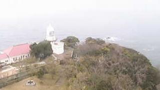地蔵埼や美保関灯台周辺の海ライブカメラと雨雲レーダー/島根県松江市