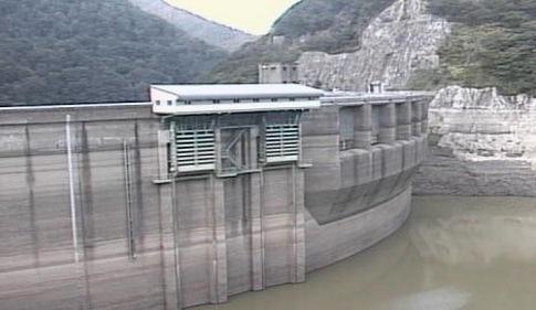 北上川・湯田ダムライブカメラと雨雲レーダー/岩手県