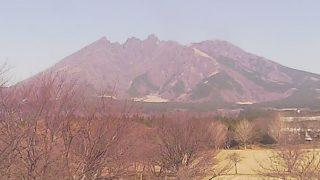 南阿蘇からみた阿蘇根子岳ライブカメラと雨雲レーダー/熊本県高森町