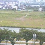 2014年8月21日 石和温泉花火大会と市役所前笛吹川ライブカメラ
