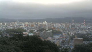 松江市ライブカメラと雨雲レーダー/島根県