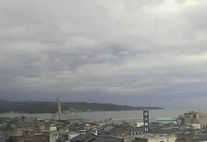 停止中:富山県氷見市 氷見市役所の周辺ライブカメラと雨雲レーダー