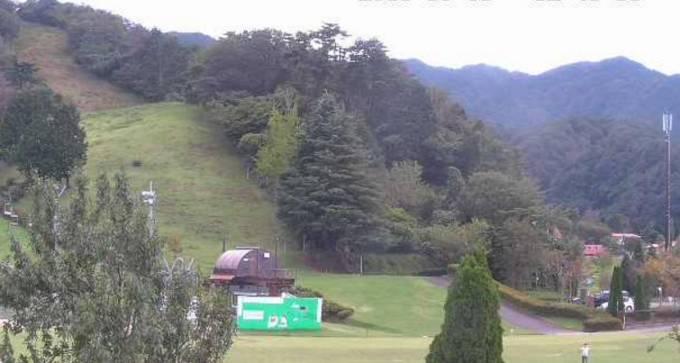 兵庫県新温泉町 但馬牧場公園ライブカメラ(3ヶ所)と雨雲レーダー