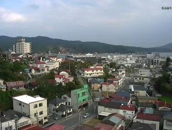 停止中:宮城県気仙沼市 河原田周辺の復興状況ライブカメラと雨雲レーダー