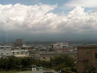 東海製蝋本社から見える富士山ライブカメラ