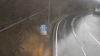 県道19号 伊東大仁線 亀石峠 ライブカメラと雨雲レーダー/静岡県伊東市