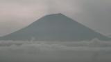 猪之頭庁舎から見える富士山ライブカメラと雨雲レーダー/静岡県富士宮市