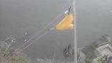 真栄田岬ライブカメラと雨雲レーダー/沖縄県恩納村